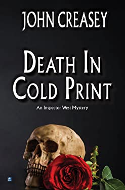 Death In Cold Print (Inspector West)