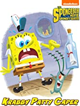 Krabby Patty Caper (The SpongeBob Movie: Sponge Out of Water in 3D)