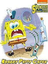Krabby Patty Caper (The SpongeBob Movie: Sponge Out of Water in 3D)