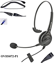 Best hands free headset for avaya phone Reviews