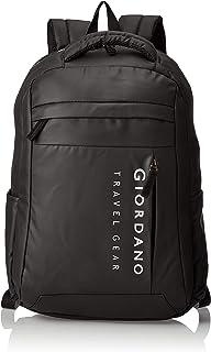حقائب ظهر مدرسية للنساء او للجنسين من جيوردانو، باللون الاسود