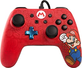 Controle Para Nintendo Switch PowerA Iconic 1506261-01 - Mario