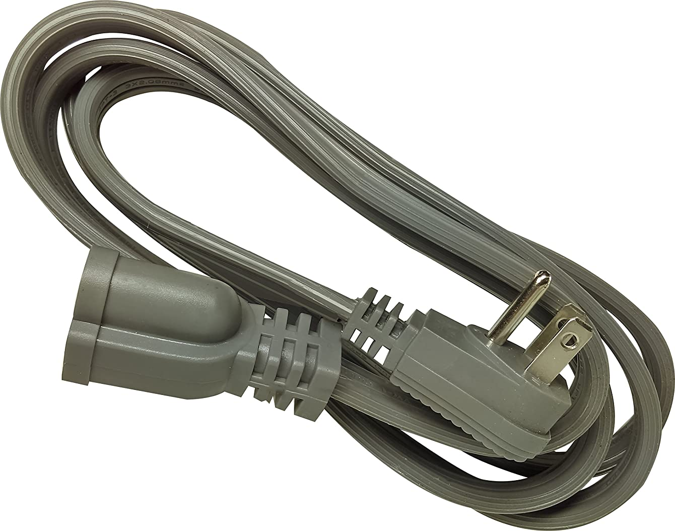 Appliance Extension Cord for AC Air Conditioner Washer Dryer Power Cable 6ft 9ft 12ft (6 Foot)