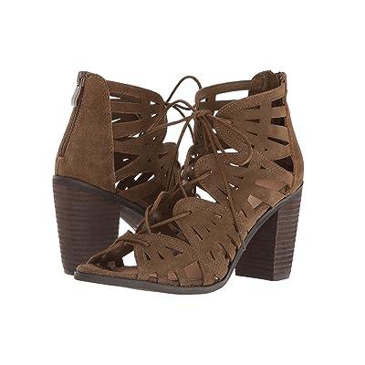 VOLATILE Anabelle (Khaki) High Heels