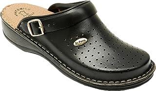 SANIFLEX Zapatillas DE Piel CERTIFICADAS Mujer