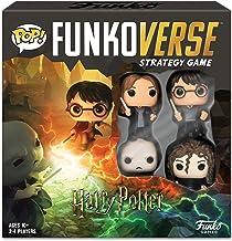Funko Games Pop Funkoverse: Harry Potter-Base Set (English) Board Game (42631)