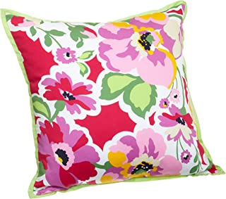 Best Tommy Hilfiger Somerville Collection 20-Inch Decorative Pillow(Old Pattern) Review
