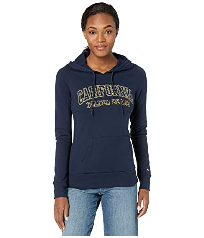 Champion College Cal Bears Eco(r) University Fleece Hoodie (Navy 1) Women