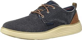Skechers 斯凯奇 男士 Status 2.0 Pexton 运动鞋 灰褐色
