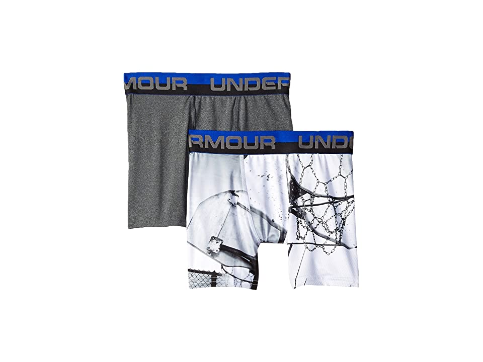 Under Armour Kids - Under Armour Kids 2-Pack Basketball Sublimation Boxer