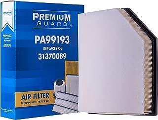 PG Air Filter PA99193 | Fits 2017-19 Volvo S90, 2018-19 V90, 2017-19 V90 Cross Country, 2016-19 XC90, 2019 XC60