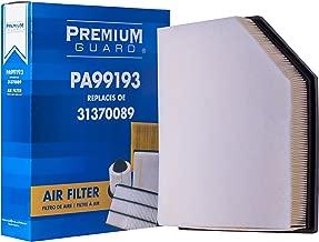 PG Air Filter PA99193| Fits 2019 Volvo XC60, V60, 2016-19 XC90, 2017-19 S90, V90 Cross Country, 2018-19 V90