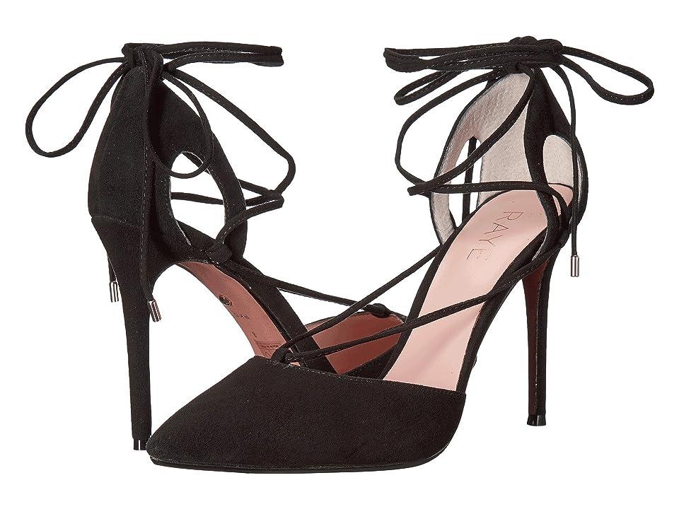 RAYE Tamrin (Black) High Heels