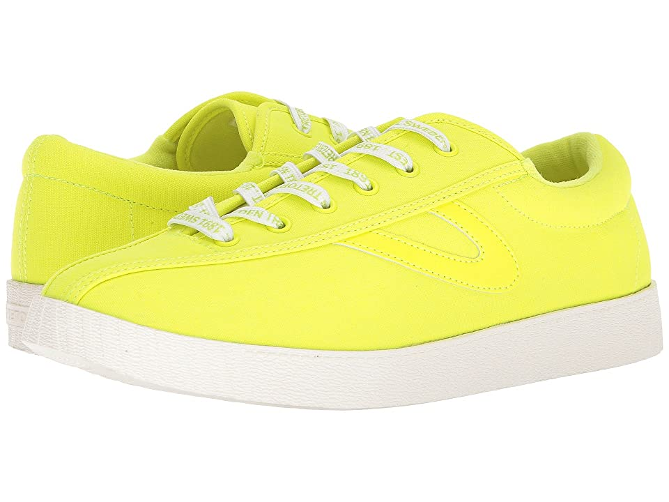 Tretorn Nylite Plus (Neon Yellow/Neon Yellow) Men