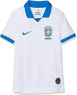 Youth Soccer Brazil Away Copa America 2019 Jersey