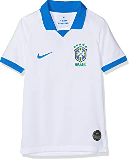 Nike Youth Soccer Brazil Away Copa America 2019 Jersey