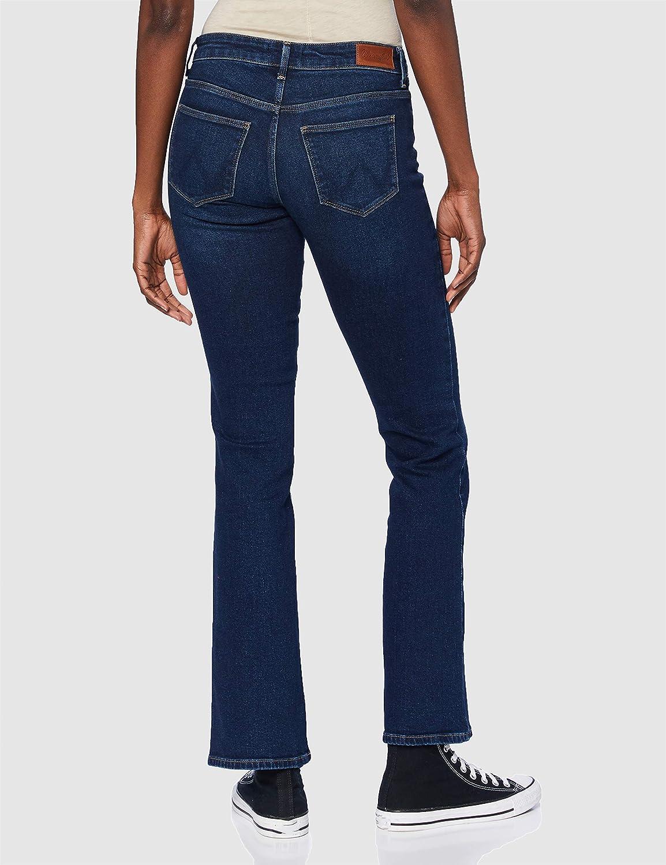 Wrangler Womens Bootcut Jeans