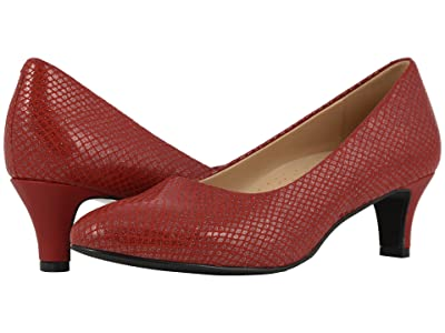 Trotters Fab (Red) Women