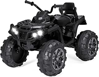 Best Choice Products 12V Kids 4-Wheeler ATV Quad Ride-On Car Toy w/ 3.7mph Max, LED..