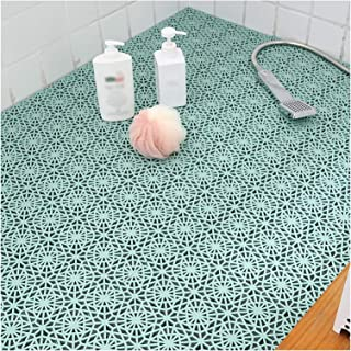 XXIOJUN Shower Mat, Foot Pad Can Be Spliced Fast Drainage Stable And Non-slip Arbitrary Splicing Free Cut For Elderly, Chi...