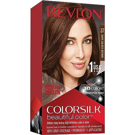 Revlon T/P S/A Colorsilk 54 Cast Cl Dorado 3 Unidades 100 ml ...
