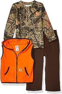 Carhartt Baby Boys 3-Piece Clothing Set-Long Sleeve