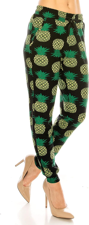 Eevee Women's Active Large discharge sale Yoga Jersey w Pockets Jogger Track Elegant Pants