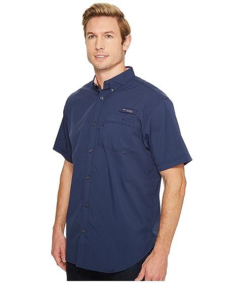 Columbia Woven Short Shirt Sleeve Harborside xpFqZrnwpY