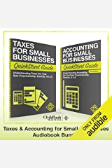 Taxes & Accounting for Small Businesses - QuickStart Guides: The Simplified Beginner's Guides to Taxes & Accounting for Small Businesses Audible Audiobook