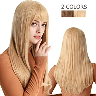 Best straight hair wigs Reviews