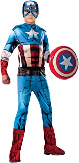 Avengers Assemble: Captain America Kids Costume