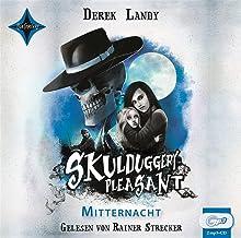 Skulduggery Pleasant - 11 Mitternacht: Gelesen von Rainer Strecker, 2 mp3 CDs, ca. 10 Std., 30 Minuten