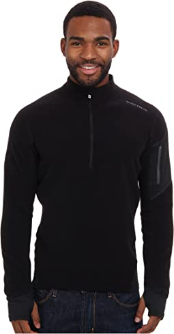 Hot Chillys La Montana Zip-T