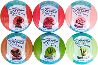 Crayola Aroma Putty Set, Reviving Collection, Gift for Her & Him, 6 Count