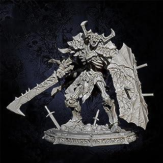 Risjc 75 mm sci-fi-tema forntida helvete budbärare harts modellkit omonterad och omålad soldatkomponent — 93RJ32