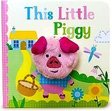 This Little Piggy (Finger Puppet Book)