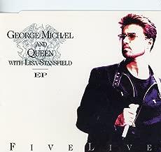 Best five live ep george michael Reviews