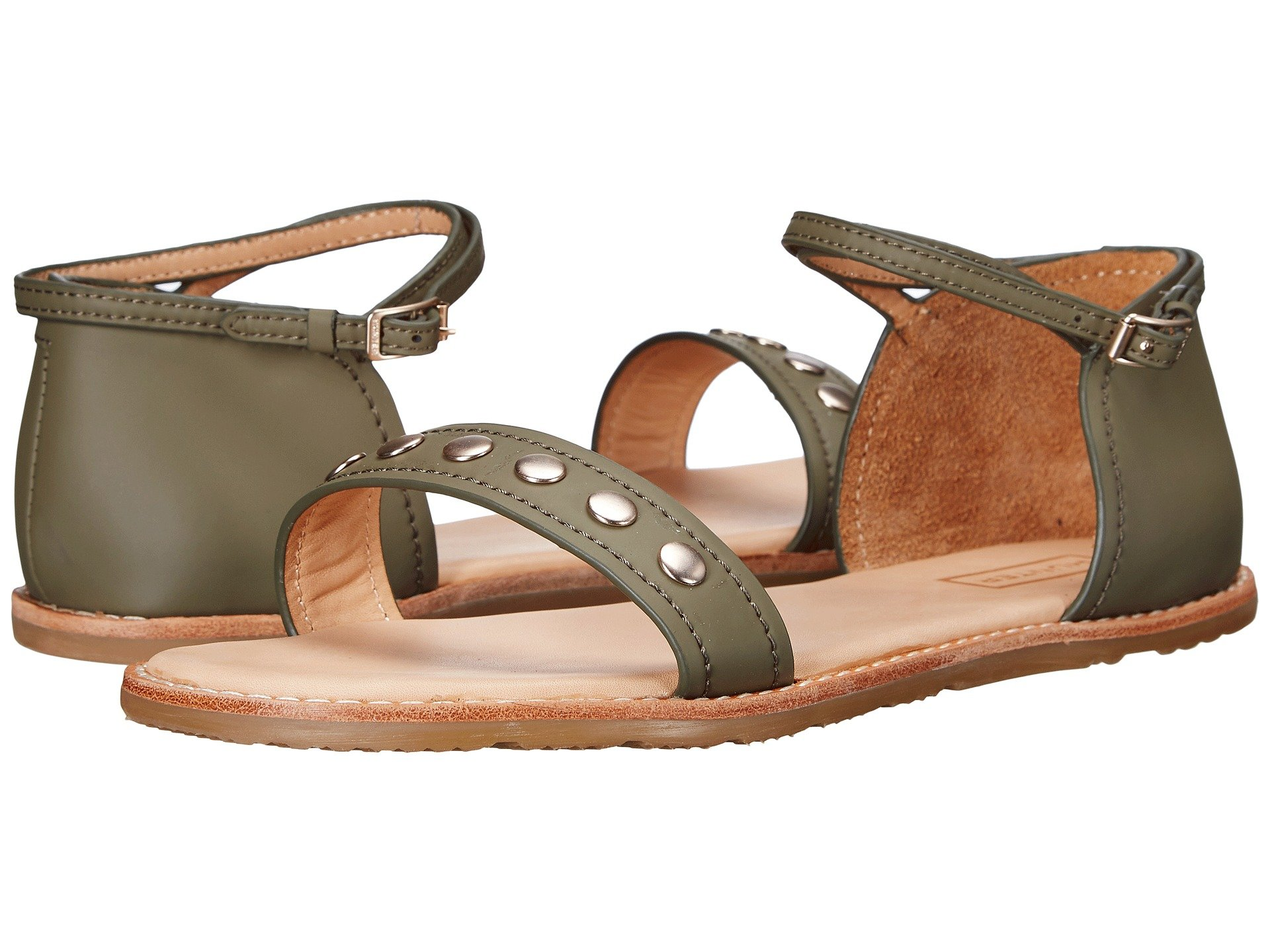Original Leather Studded Sandal
