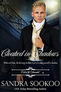 Cloaked in Shadows (Colors of Scandal Book 11)