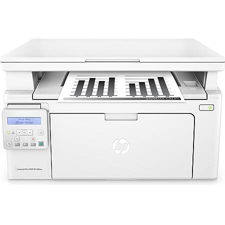 HP M130NW LaserJet Pro Stampante Multifunzione, Wireless, Bianco