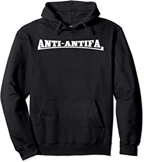 Anti-Antifa Anti Communist hoodie