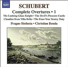 Schubert: Symphonic Overtures (Complete), Vol. 1