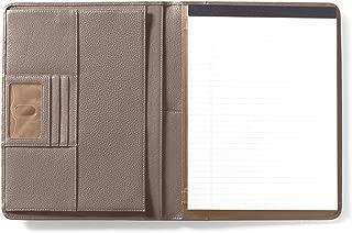 Leatherology Taupe Deluxe Portfolio