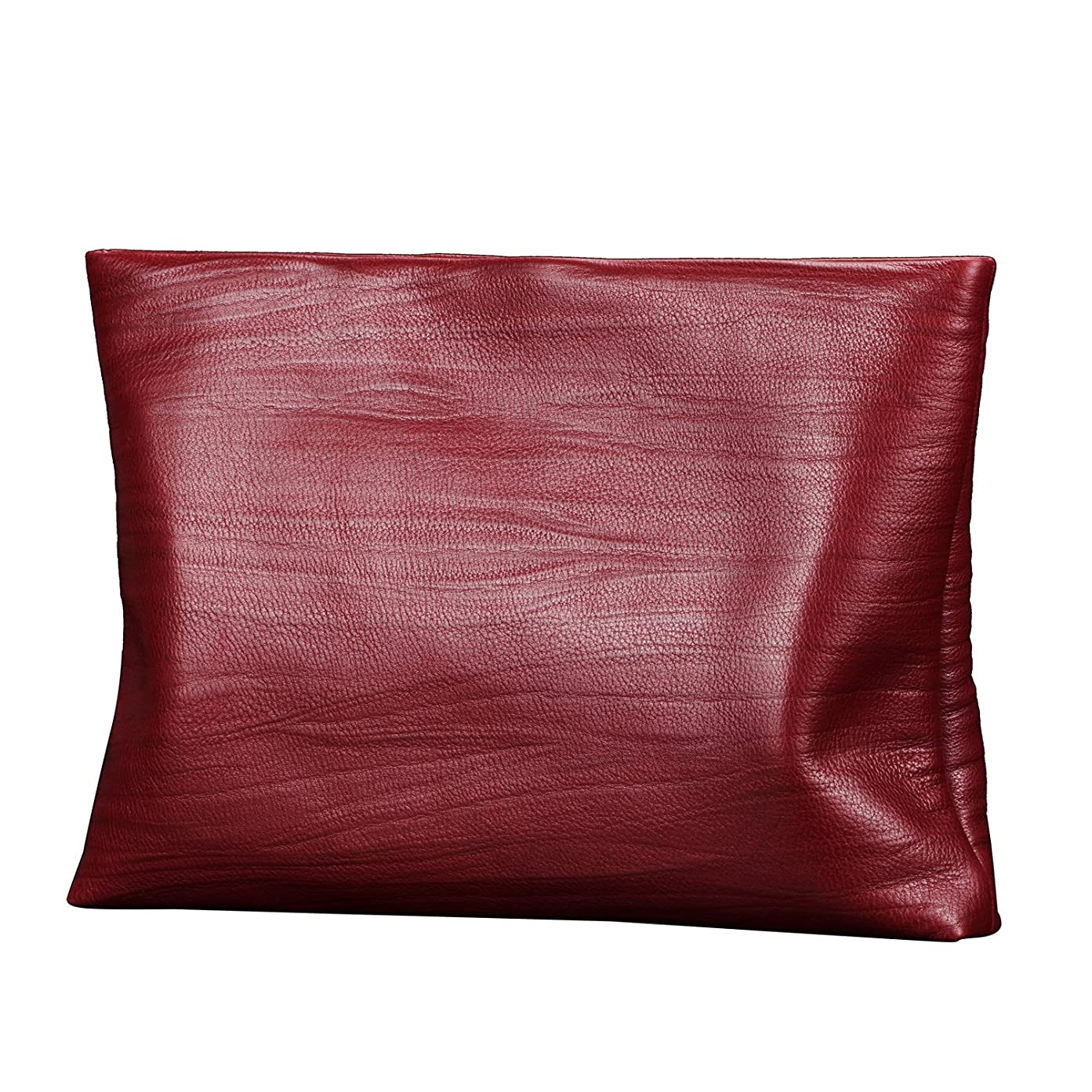 近似治す世代クラッチ セカンドバッグ 牛革 クラッチバッグ メンズ バッグ レザー かわいい 大容量 大 封筒サイズ バッグ パボジョエ Pabojoe(4色)