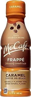 Mccafe Frappe Caramel Coffee Beverage, 13.7 Oz