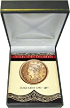 American Coin Treasures Collector's Favorites Large Cent 1793-1857 Coin