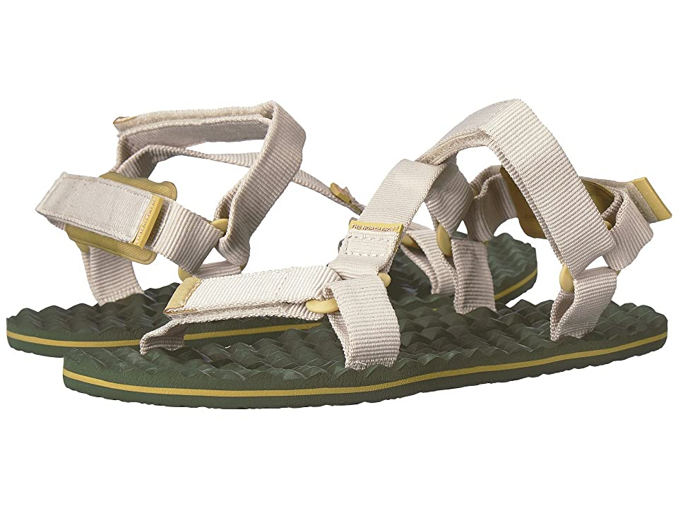 The North Face Base Camp Switchback Sandal (Vintage White/Olivenite Yellow) Women