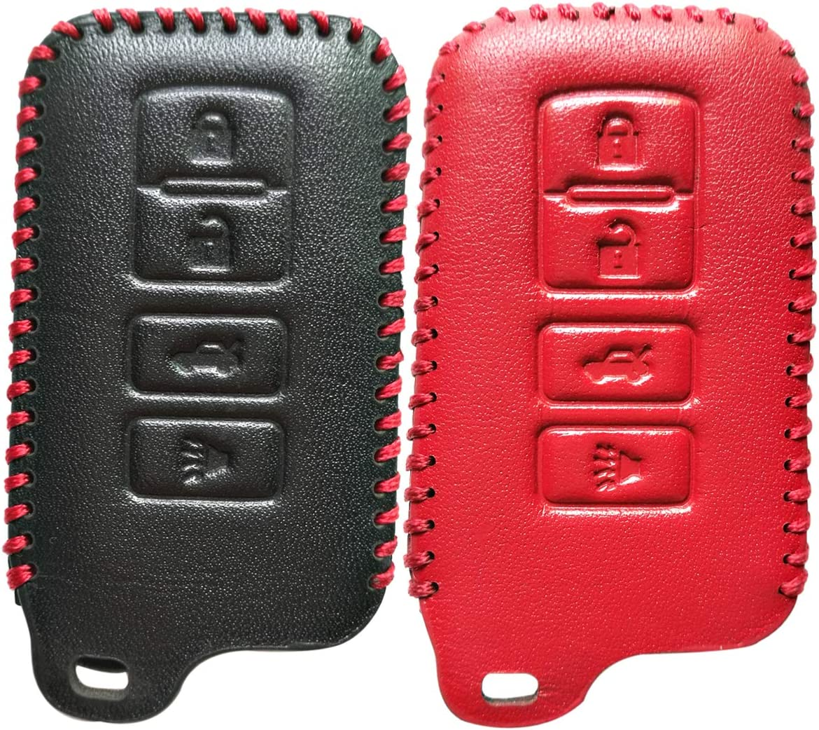 2Pcs Coolbestda 4Buttons Key Under blast sales Fob Glove Cover Remote Accessories National products