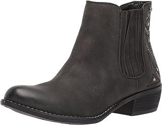 حذاء برقبة حتى الكاحل للنساء من روكسي