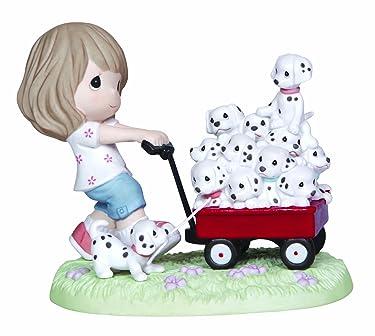 Precious Moments, Disney Showcase Collection, You Can Always Spot A Good Friend, Bisque Porcelain Figurine, 132004